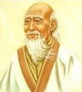 Lao Tsu portrait
