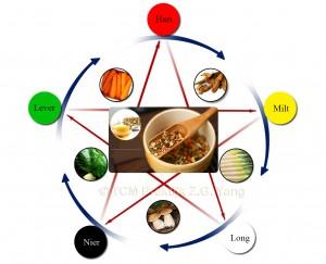 5 element diet